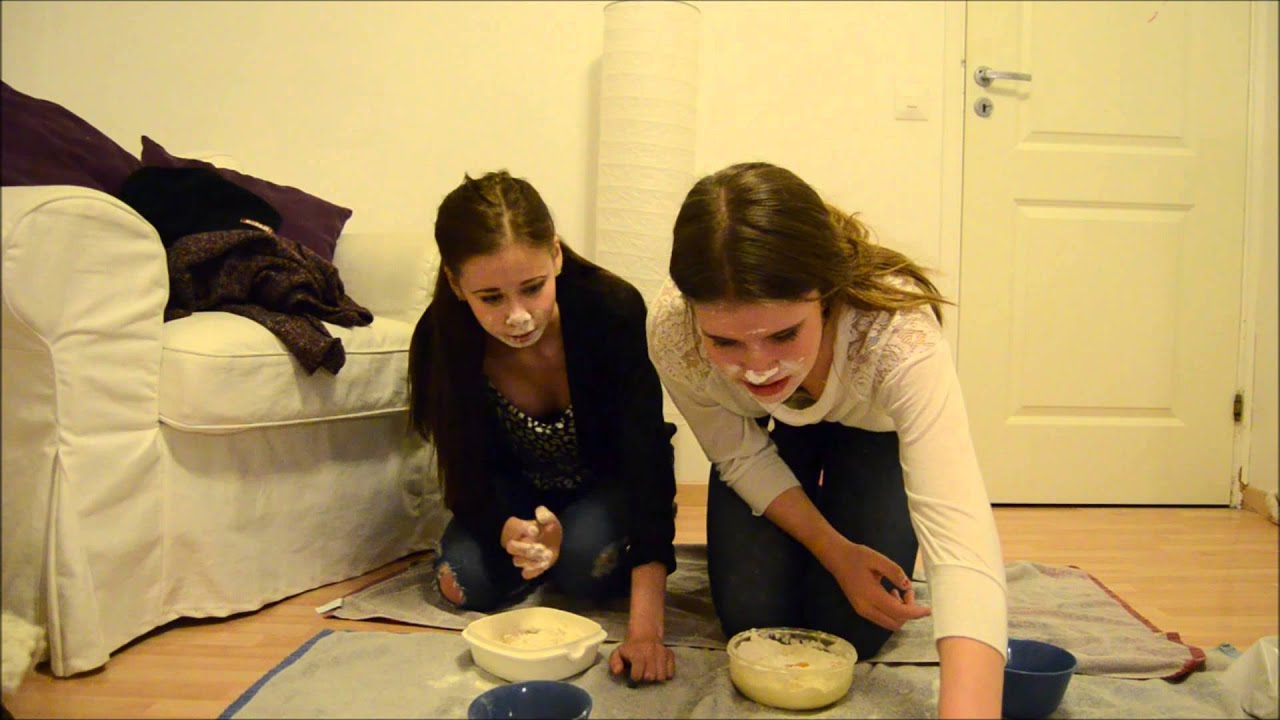Mandariner & mjöl challenge