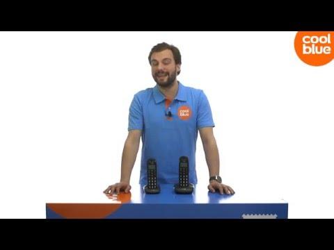 Doro Phone Easy 100W DECT telefoon Productvideo