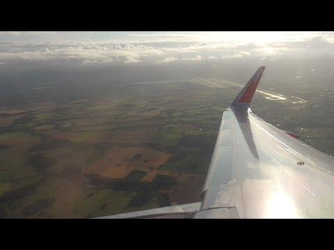 EasyJet A319/320   Manchester to Berlin *Full Flight*