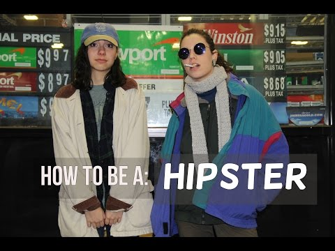 How to be a New Paltz Hipster