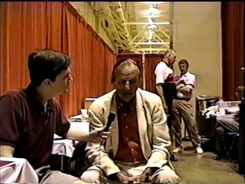 Stan Musial tells stories about his days— interview from 1994