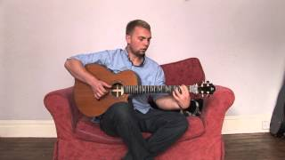 Jack Turner - Wheelbarrow Races - Acoustic Guitar