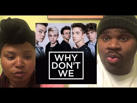 WHY DON'T WE - NOBODY GOTTA KNOW & SOMETHING DIFFERENT LIVE - REACTION