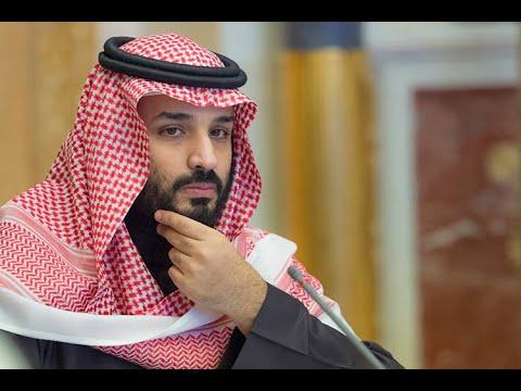 ولي العهد السعودي يزور الكاتدرائية المرقسية في -مصر-