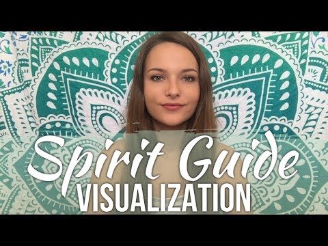 Meet Your Spirit Guide(s) Visualization // SpiritualThoughts