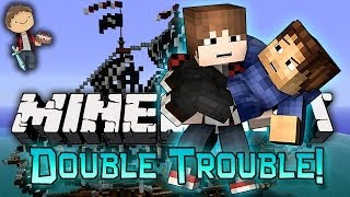 "Minecraft: Bajan Canadian + Woofless! Double Trouble ""SHIP IT!"""