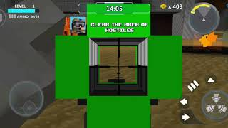 Cube wars battle su...we are playing. screenshot 3