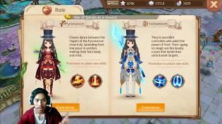 GANTI JOB APA ? Pynomancer / Frostweaver | Laplace M | Bahasa Indonesia #3