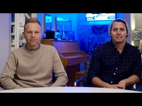We Are Evan Hansen: Benj Pasek & Justin Paul | DEAR EVAN HANSEN