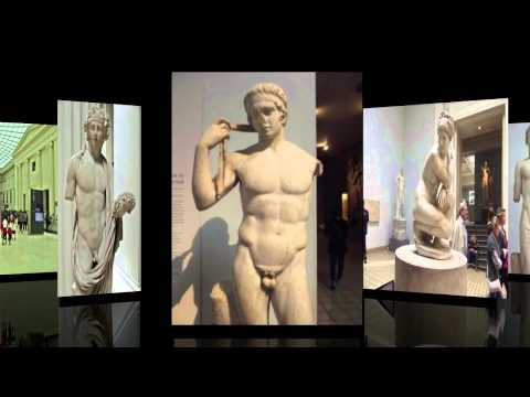 British Museum, Greek Statues