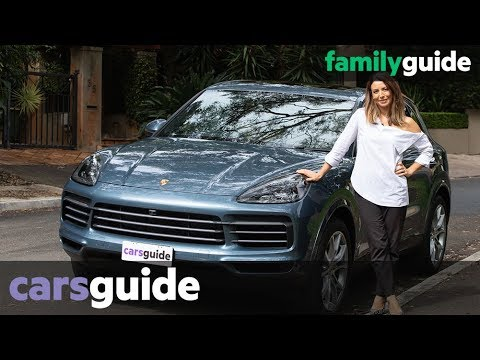 Porsche Cayenne 2019 review: family test