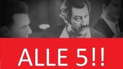 MAFIA 3 III Alle 5 ENDEn / Jedes Ende Vito Burke Cassandra (deutsch german)