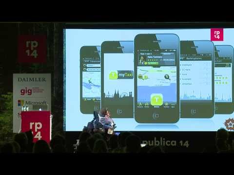 re:publica 2014 - Raúl Aguayo-Krauthausen: Mobilitätsin... on YouTube