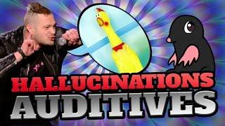 TOP 10 des HALLUCINATIONS AUDITIVES #2