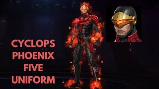 Cyclops New uniform T2 - Gameplay and Review - Marvel Future Fight 2019