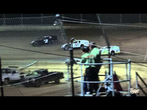 Moler Raceway Park | 8.28.15 | Diamond Cut Lawn Care Sport Mods | Heat 1