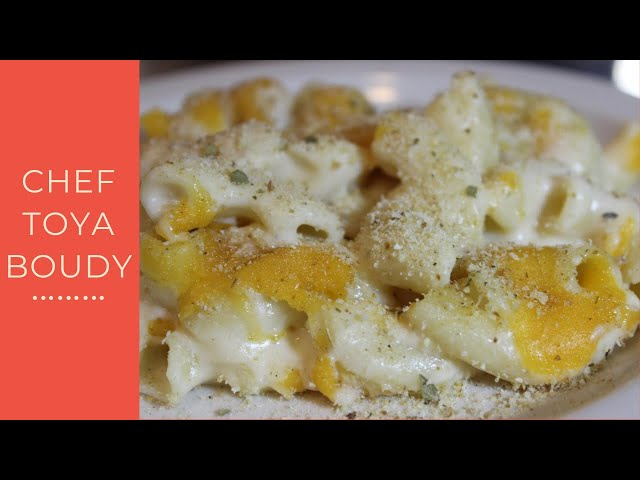 Creamy Baked Mac N Cheese