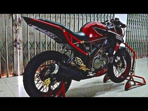 Modifikasi Yamaha Vixion | Indonesia #2