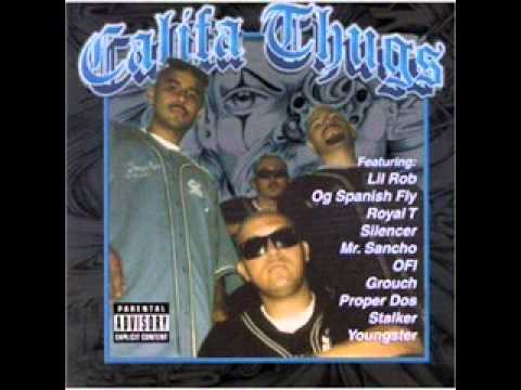 Califa Thugs - Califa Thugs