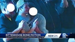 Prosecutors Want To Modify Kyle Rittenhouse's Bond