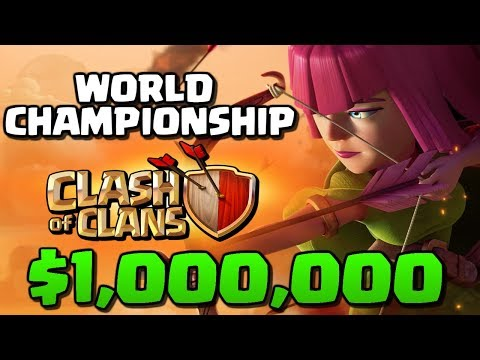 download WIN $1,000,000 in Clash of Clans!! 🔥CoC World Championships🔥
