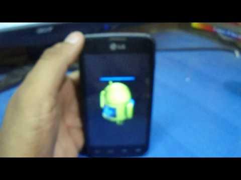Pattern Lock Reset LG Optimus L5 II Dual E455 eazy youtube