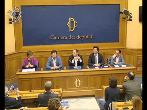 Roma - Post-Referendum Trivelle - Conferenza stampa di Pino Pisicchio (18.04.16)