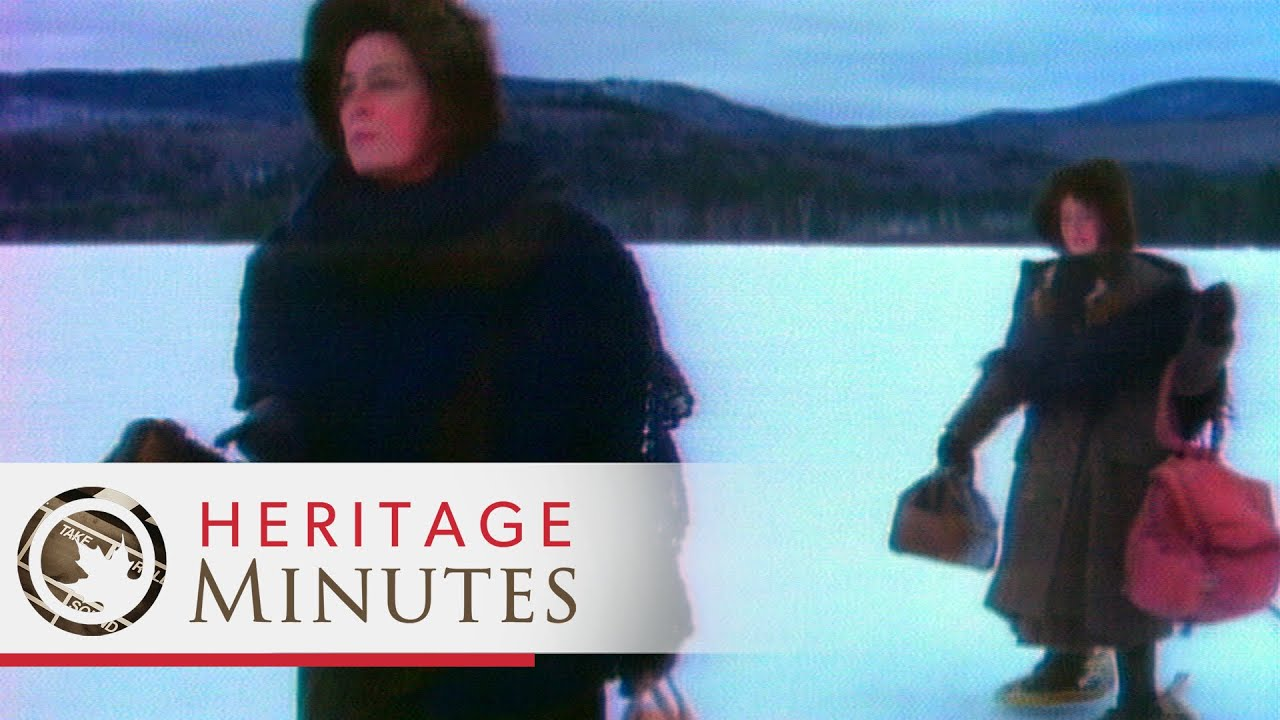 Heritage Minutes: Midwife