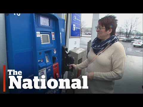 Should gas prices be cheaper?