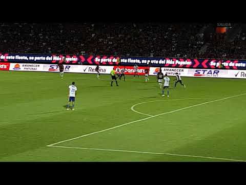 Cerro Porteño Vs Sportivo Luqueño. 18/01/2020. Cambio De Josué Colman Por Federico Carrizo.