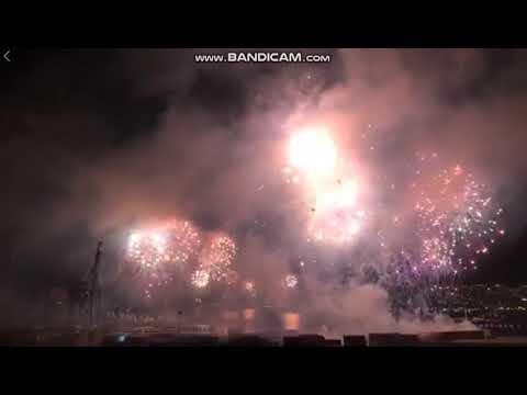Ano Nuevo Valparaiso Chile 2019 Youtube