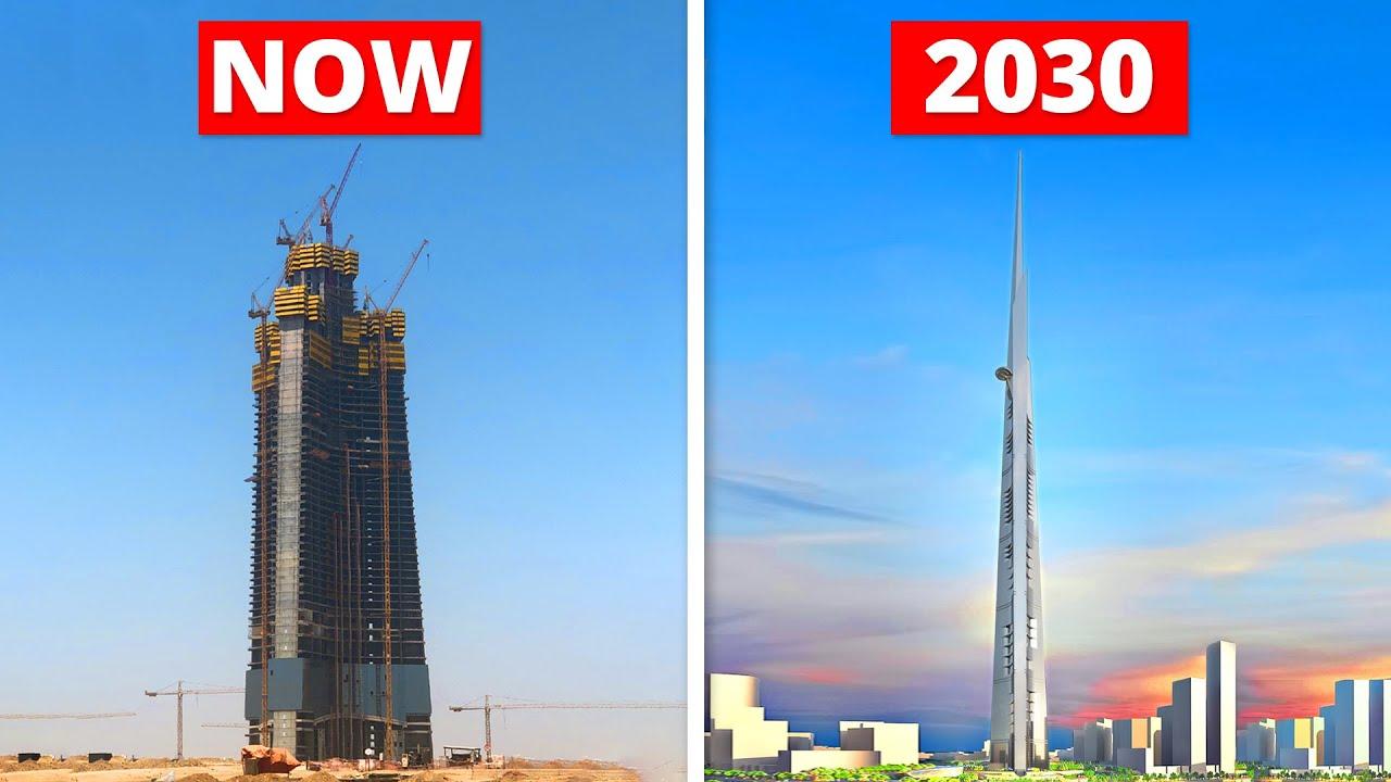 Saudi Arabia's $1 Trillion Megaprojects