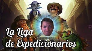 LIGA DE EXPEDICIONARIOS - Aventura de Hearthstone Blizzcon 2015 | Noticias con Atlas | Mi Opinión
