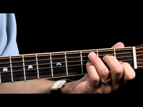 How to Play C 7th Chord - Fingerstyle Guitar Lessons for Beginners ...