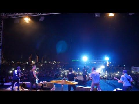 Tipe-X - Boy Band, Live At Lap. AEK Godang, PANYABUNGAN