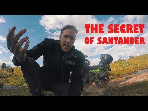 THE SECRET OF SANTANDER