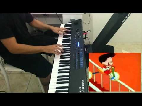 Bobby's World Theme - Piano Cover