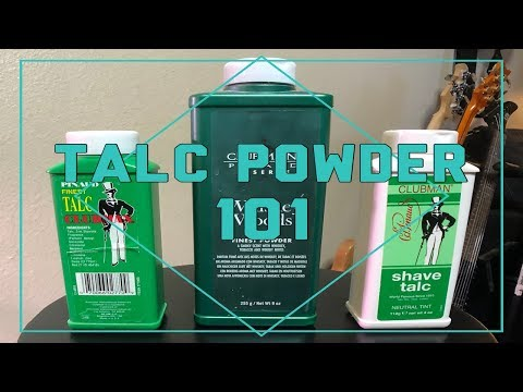 Talc Powder 101