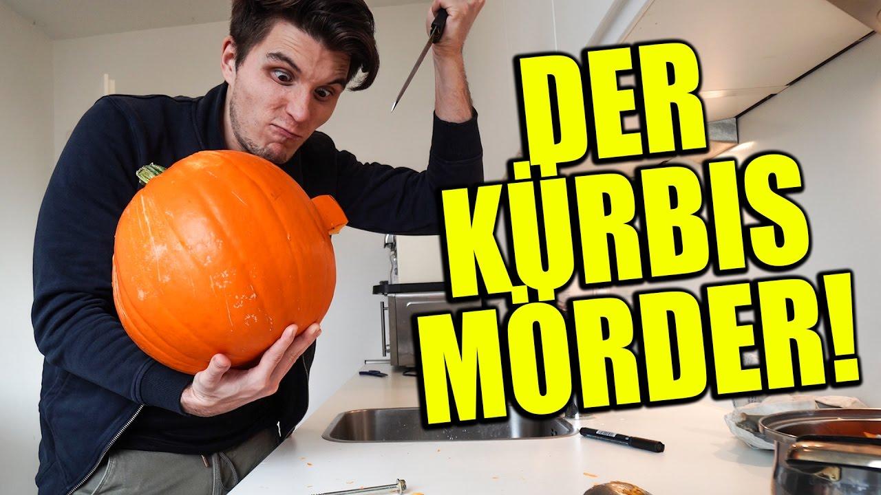 Halloween Paluten Kurbis Schnitzen Fail Youtube