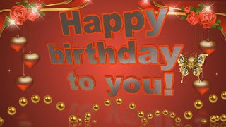 Birthday Wishes, Happy Birthday Greetings Animation, Birthday Ecards for Friends