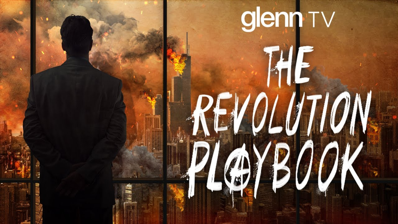 CIVIL WAR USA. THE LEFTS REVOLUTIONARY PLAYBOOK EXPOSED