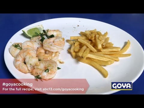 spanish-garlic-shrimp-recipe-|-cooking-with-abc13