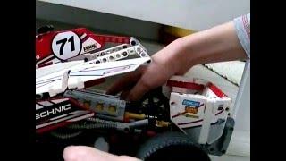 lego technic avec moteur
