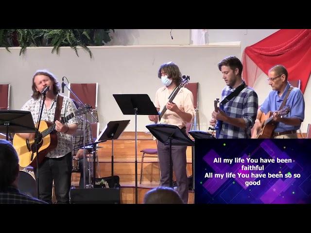 2021.06.27 Contemporary Worship Service