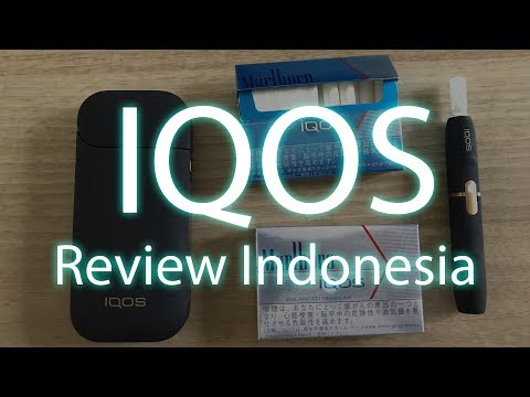 IQOS review Indonesia
