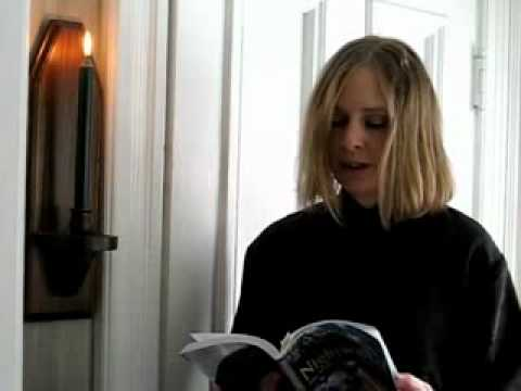 Author K.V. Johansen reads from her fantasy novel Nightwalker