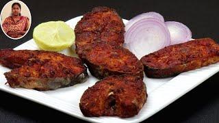 Fish Fry in Tamil   Meen Varuval