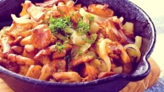 ГРИБЫ СЫРОЕЖКИ // грибы сыроежки как готовить, жареные сыроежки, как солить сыроежки,