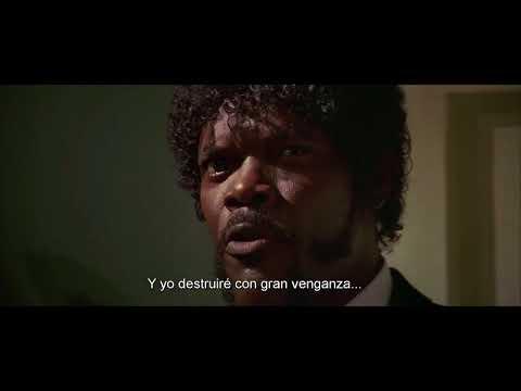 Pulp Fiction - Pasaje biblico y un milagro/miracle