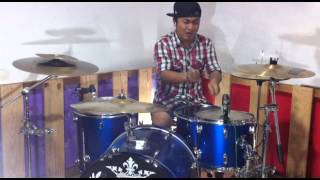 RUDE - MAGIC! DRUM OFFICIAL COVERED POPPUNK BY HELMY NEWTRON
